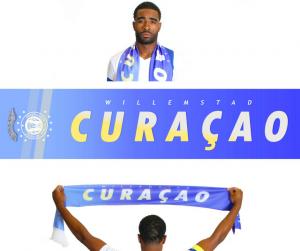 Sjaal Curacao Voetbal - Voetbal sjaal