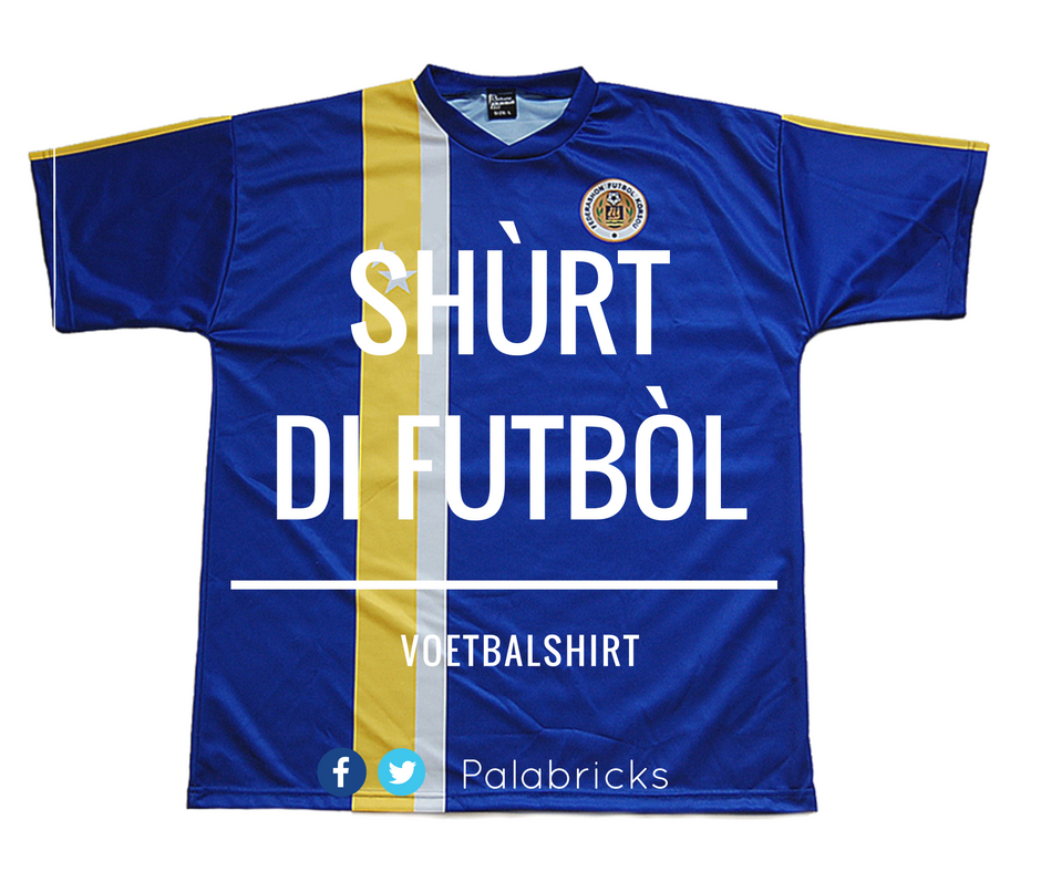 voetbalshirt curacao