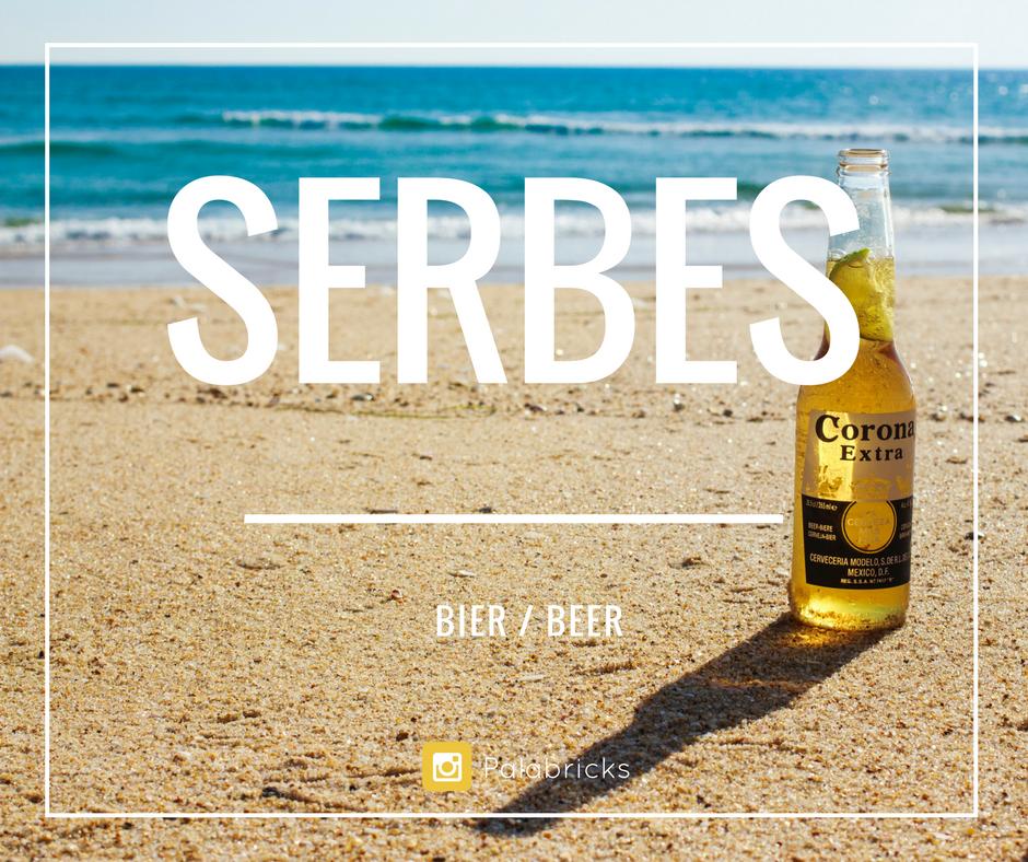 serbes bier papiaments